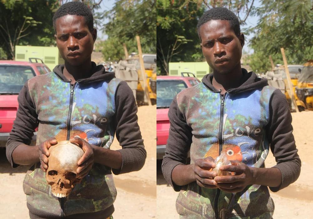 22-Year-Old Man Beheads His Teenage Neighbour, Plucks Eyes For Money Ritual In Bauchi 1