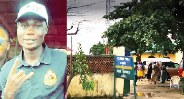 Lagos Monarch Accuses Police Of Torturing His Son To Death Over A Misunderstanding 1