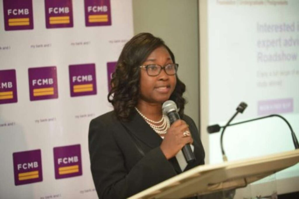 Paternity Scandal: FCMB appoints Yemisi Edun as acting Managing Director 3