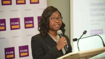 Paternity Scandal: FCMB appoints Yemisi Edun as acting Managing Director 13