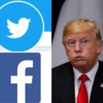 Facebook And Twitter Lock Trump's Accounts Over His Comments On Violence That Rocked US Capitol Hill 29