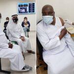 Atiku Abubakar Receives Pfizer COVID-19 Vaccine In Dubai [Photos] 27