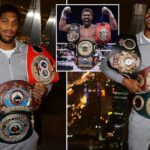 """""""I'm Coming Towards The End Of My Career"""" - Anthony Joshua Announces Retirement Date 28"""