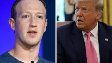 US President Donald Trump Banned From Facebook And Instagram Indefinitely 4