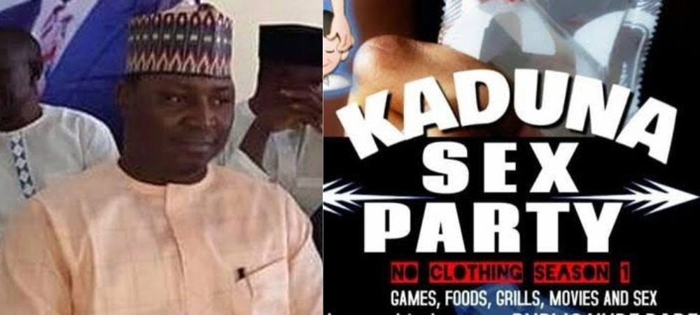 Kaduna Government Arraigns PDP Spokesman For Attempted Adultery In 'Sεx Party' Saga 1