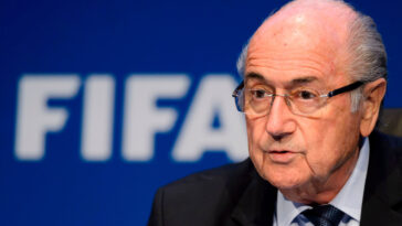 Former FIFA President, Sepp Blatter Hospitalized Due To Undisclosed Illness 1