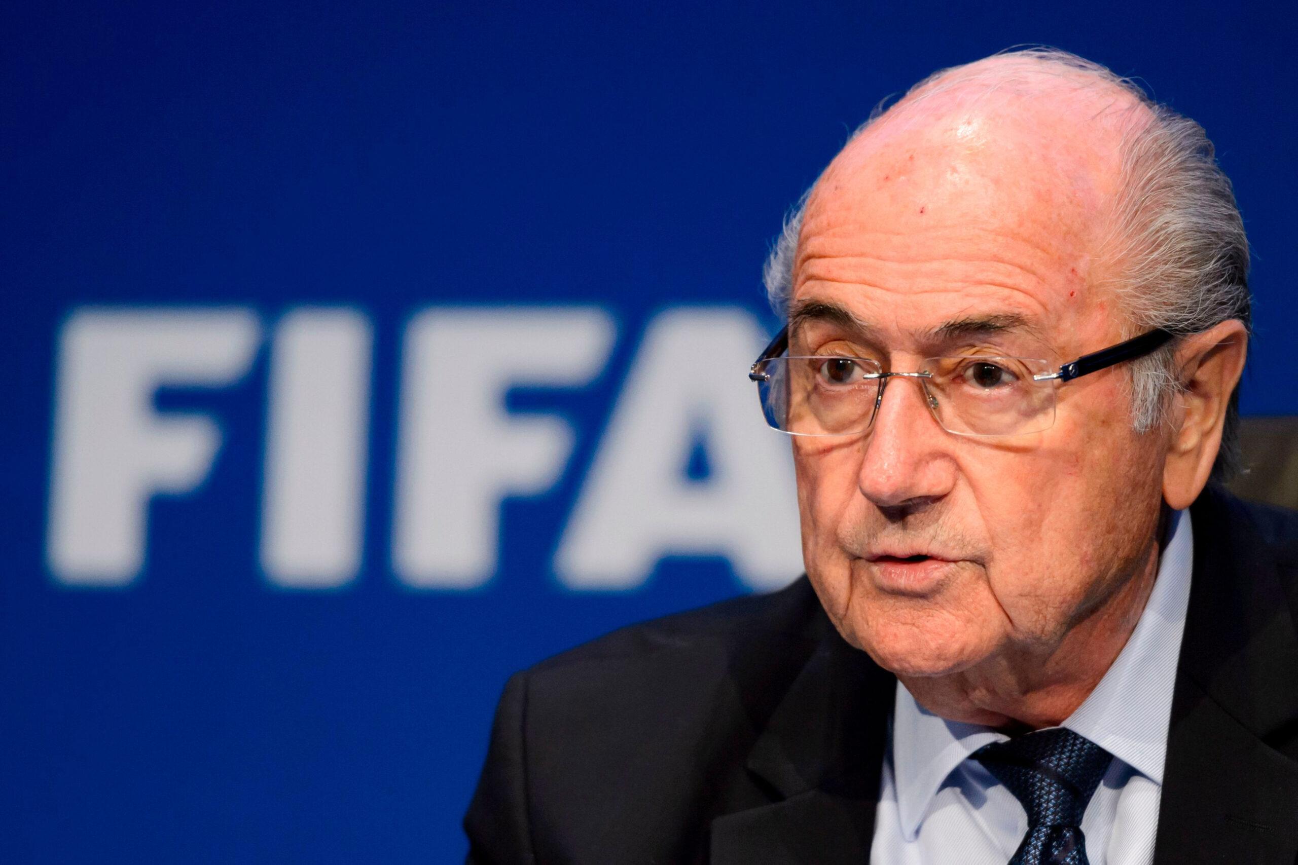 Former FIFA President, Sepp Blatter Hospitalized Due To Undisclosed Illness 1