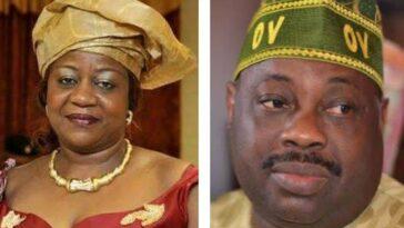 Lauretta Onochie Clashes With Dele Momodu For Describing President Buhari As Failure 7