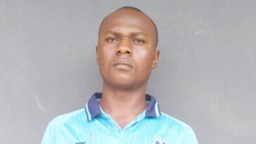 Police Arrests Church Ex-Guard, Mela Samaila For Stealing Offering Box In Ogun State 2