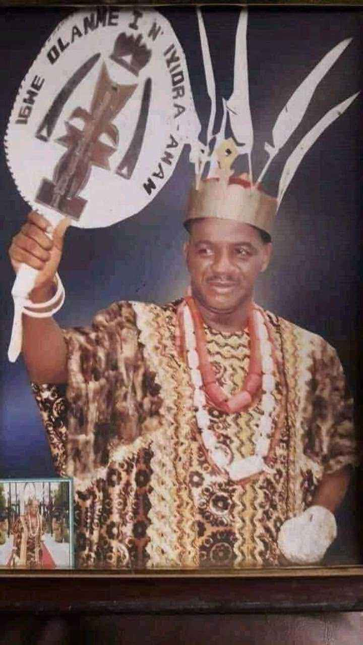 10-Year-Old Boy, Akubuisi Okonkwo Becomes Youngest King In Anambra [Photos] 2