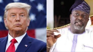Trump Wasn't A Mistake, God Used His Foolishness To Bring America Down – Dino Melaye 6