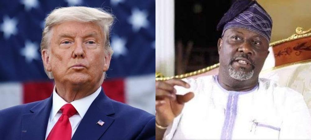 Trump Wasn't A Mistake, God Used His Foolishness To Bring America Down – Dino Melaye 1