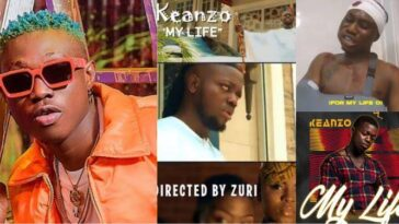 Upcoming Singer, Keanzo Abami Calls Out Zlatan Ibile For Stealing His Song 'My Life' 9