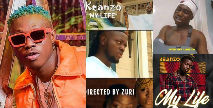 Upcoming Singer, Keanzo Abami Calls Out Zlatan Ibile For Stealing His Song 'My Life' 1