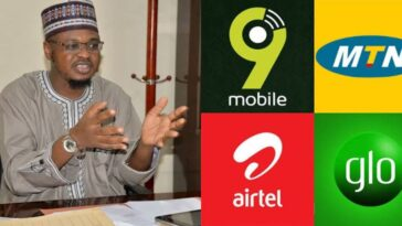 Nigerians Can Link Seven SIM Cards To One NIN Using NIMC Mobile App - Pantami 10