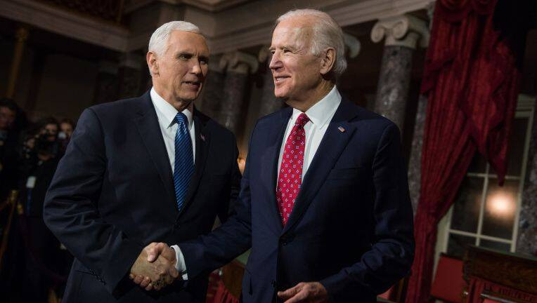 US Vice President, Mike Pence To Attend Joe Biden's Inauguration Despite Trump Absence 1