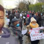 27-Year-Old Nigerian Man, George Nkencho Shot Six Times By Police In Ireland 28