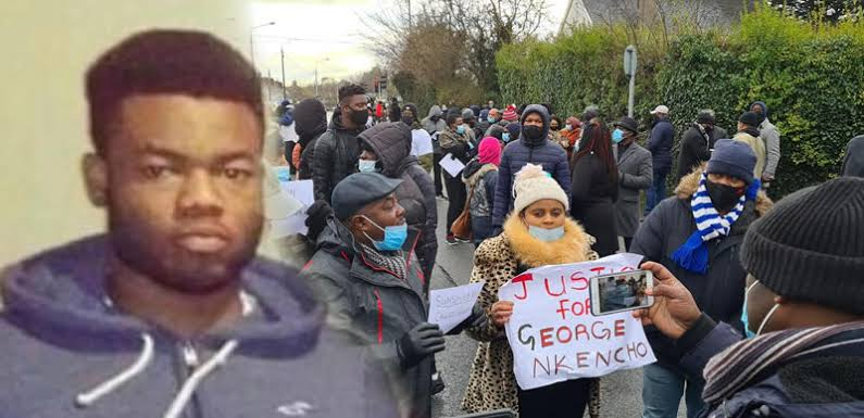 27-Year-Old Nigerian Man, George Nkencho Shot Six Times By Police In Ireland 1
