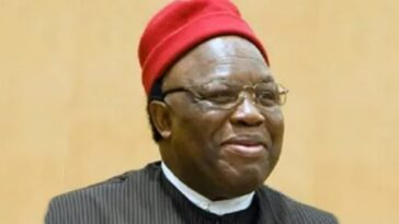 Ohanaeze Ndigbo Elects Ambassador George Obiozor As New President-General 1