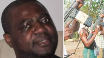 Kogi Gunmen Kill Saudi-Based Oil Expert, Ogacheko Atanu After Ordering His Last Prayer 12