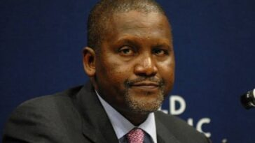 Africa's Richest Man, Dangote Losses $900m In 24 Hours, Drops Down In Billionaire List 3