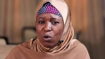 Aisha Yesufu Endorses Gay Rights, Says She Witnessed Same-Sex Marriages In Nigeria In The 80s 8