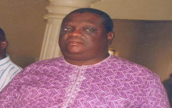 Former Edo Commissioner, Didi Adodo Dies From COVID-19 Complications 1