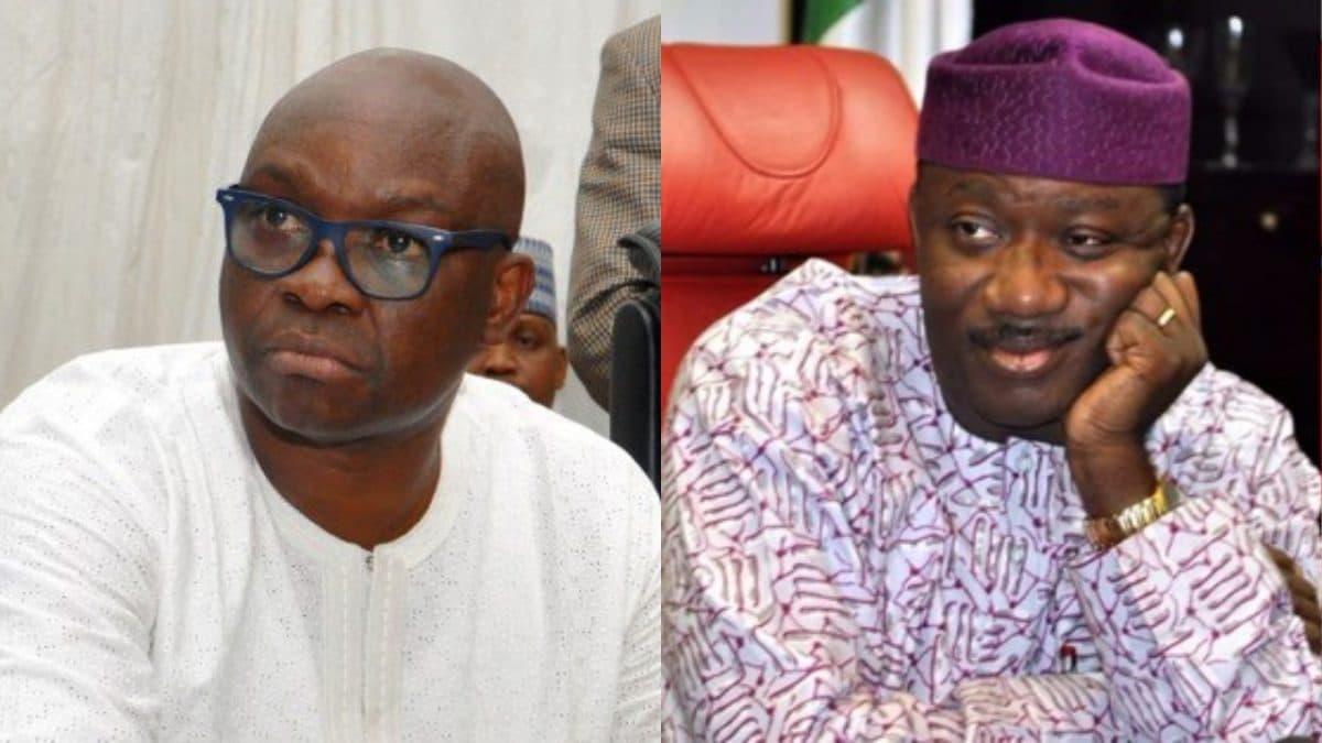 EKITI: Comparing Fayose To Fayemi, Is Like Comparing Satan With Jesus – APC 1