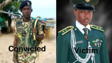 Martial Court Sentences Nigerian Soldier To Death By Firing Squad For Killing Colleague 5