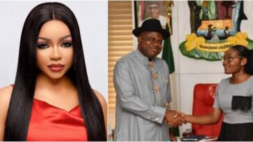 Governor Diri Replaces Nengi With First-Class Law Graduate As Face Of Bayelsa Girl Child 14