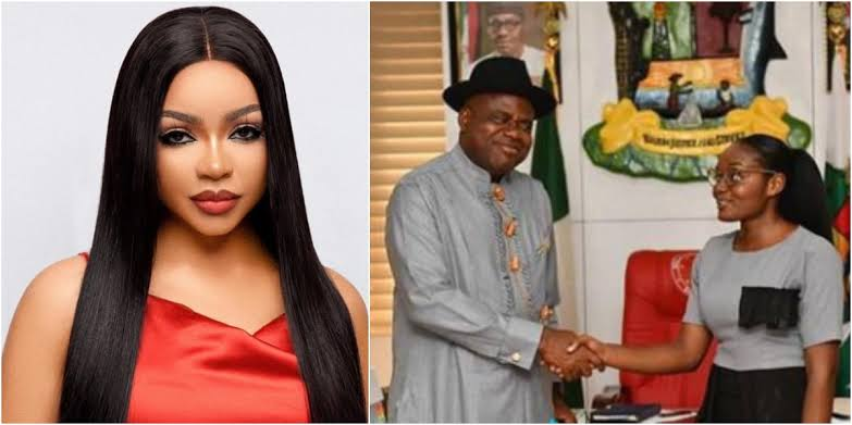 Governor Diri Replaces Nengi With First-Class Law Graduate As Face Of Bayelsa Girl Child 1