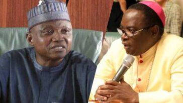 """""""It Is Wrong To Ask Bishop Kukah To Leave Sokoto"""" - Garba Shehu Tells Muslim Forum 9"""