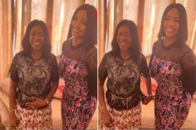 Girl Child: Nengi Meets Bayelsa First Lady, Gloria Diri Amidst Reports Of Being Replaced 1