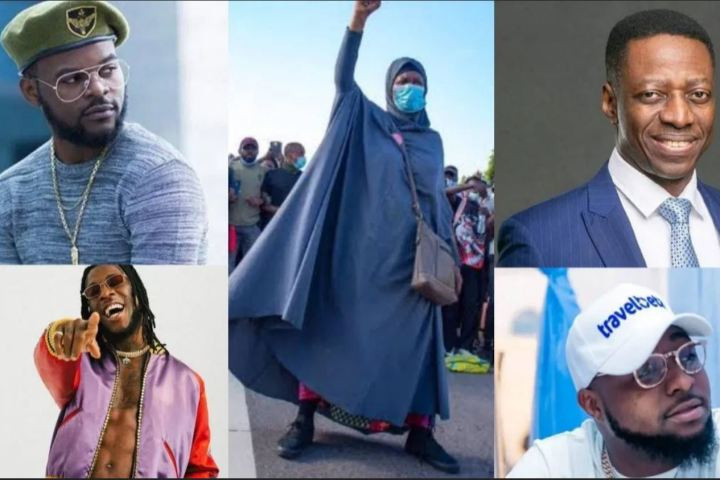 #EndSARS: Court Strikes Out Criminal Case Against Falz, Davido And Other Celebrities 1
