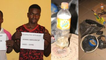 Police Recovers Genital Organ Of 6-Year-Old Girl Mutilated By Ritualists In Bauchi 2