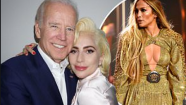 Lady Gaga And Jennifer Lopez To Perform At Joe Biden's Inauguration 12