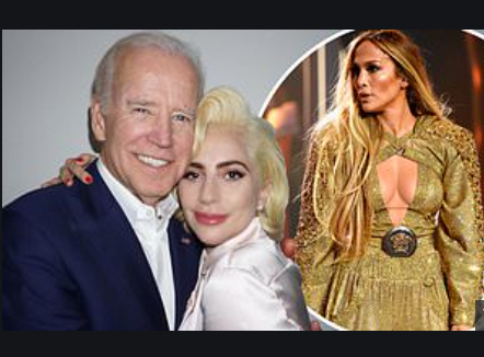 Lady Gaga And Jennifer Lopez To Perform At Joe Biden's Inauguration 1