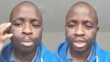 Nigerian Man Stranded In Europe For 4 Years Begs For Help To Return Home [Video] 2
