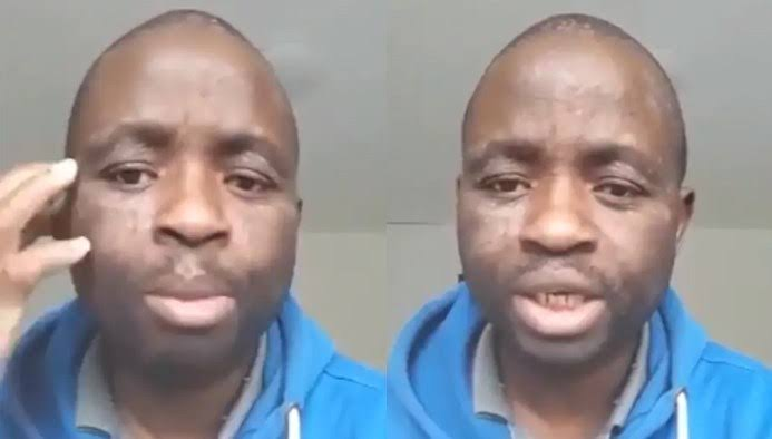 Nigerian Man Stranded In Europe For 4 Years Begs For Help To Return Home [Video] 1