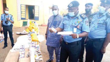 Ogun Drug Dealers Flee As Police Burst Their Hideout, Recover N10m Hard Drugs 5