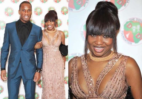 Former Chelsea Player, Didier Drogba Splits With His Wife After 10 Years Of Marriage 1