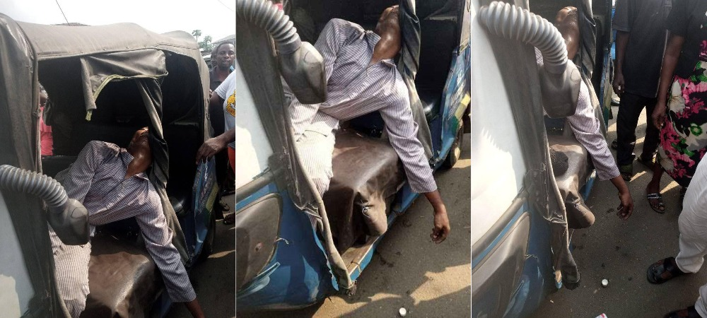 34-Year-Old Tricycle Driver Commits Suicide By Drinking Poison Publicly In Delta 1