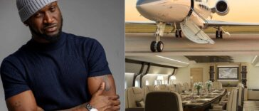 Peter Okoye Says He Wants To Own This Private Jet Before He Clocks 50 Years 26