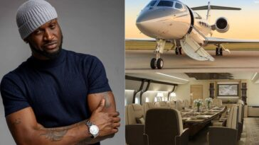 Peter Okoye Says He Wants To Own This Private Jet Before He Clocks 50 Years 8