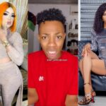 """""""Bobrisky Threatened To Kill Me If I Don't Quit Crossdressing"""" - James Brown Cries Out [Video] 26"""