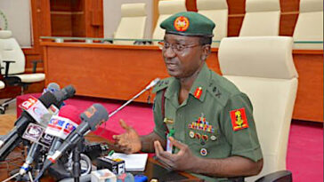 Boko Haram Are Weakened, They No Longer Collect Taxes From People In North-East - Nigerian Army 13