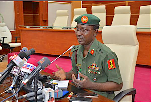 Boko Haram Are Weakened, They No Longer Collect Taxes From People In North-East - Nigerian Army 1