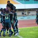 WAFU U-17: Nigeria's Golden Eaglets Qualifies For AFCON After Defeating Burkina Faso 27