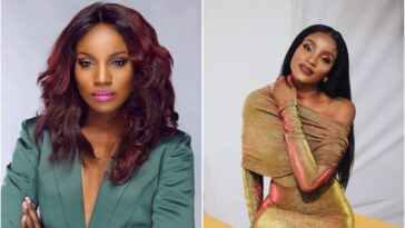 """Good Sεx, No Stress, One Boo..."" - Seyi Shay Says As She Shares Her Nude Picture 8"