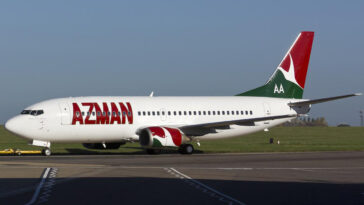 Azman Airline Staff Collapses As Passengers And Officials Fights Over Cancelled Flight 8